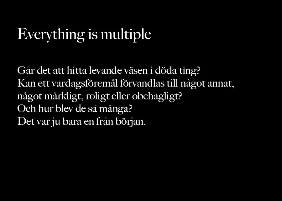 Everything_is_multiple_text